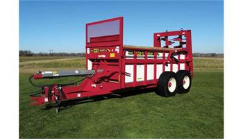 2018 HPV4155 Hydraulic Push Manure Spreader