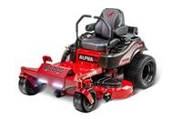 "2018 BigDog Mowers ALPHA MP 25HP 54"", 7 Yr Warranty, 0% 36 Months"
