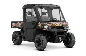 Defender XT™ CAB HD10 - Break-Up Country Camo®