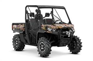 Defender X™ mr HD10 - Break-Up Country Camo®