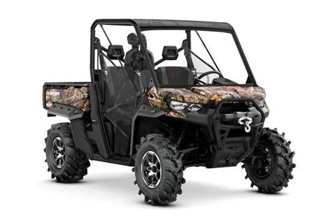 2019 Defender X™ mr HD10 - Break-Up Country Camo®