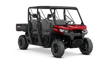 2019 Defender MAX DPS™ HD8 - Intense Red