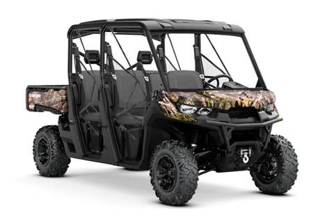 2019 Defender MAX XT™ HD8 - Break-Up Country Camo®