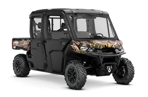 2019 Defender MAX XT™ CAB HD10 - Break-Up Country Camo®