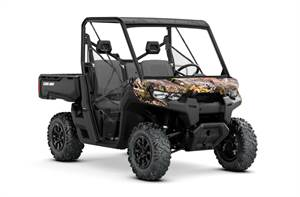 Defender DPS™ HD8 - Break-Up Country Camo®