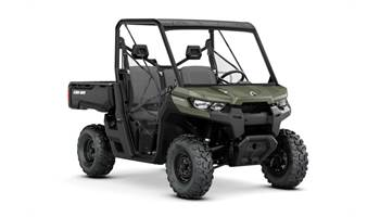 2019 SSV DEFENDER BASE HD8 GREEN