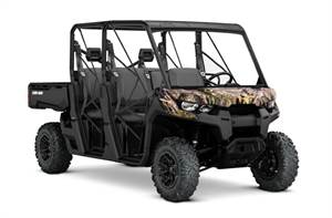 Defender MAX DPS™ HD8 - Break-Up Country Camo®