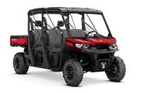 2019 Can-Am DEFENDER MAX XT HD10 INTENSE RED