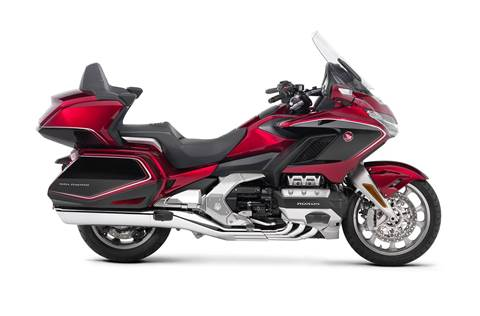 2019 Gold Wing Tour Airbag DCT