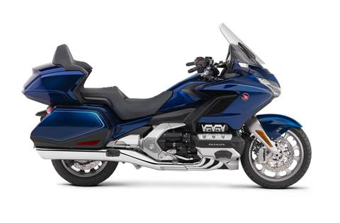 2019 Gold Wing Tour - Pearl Hawkseye Blue