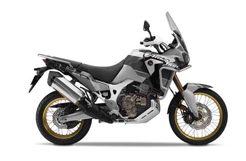 2019 Africa Twin Adventure Sports