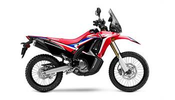 2019 CRF 250L Rally ABS