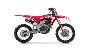 2019 CRF450R Works Edition DEMO!
