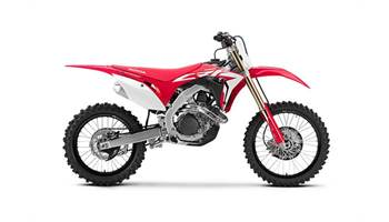 2019 CRF - 450R RED