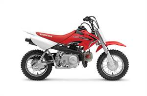CRF50F Dirt Bike
