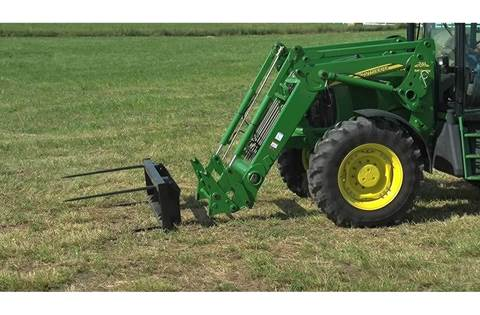 2018 AB14 Large Square or 2 Round Bales