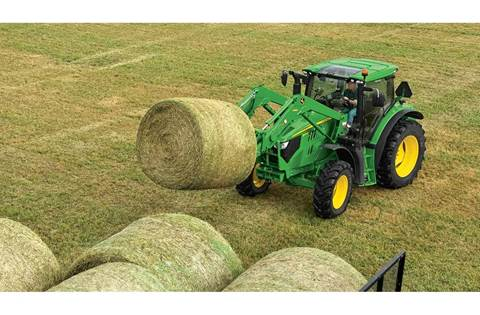 2018 AB12 Large Round or Square Bale