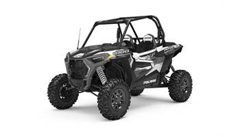 2019 RZR XP 1000 Ride Command - White Pearl