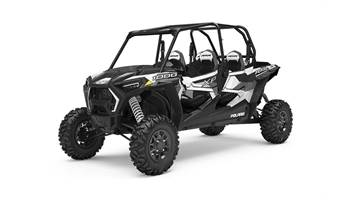 2019 RZR XP 4 1000 Ride Command - White Pearl