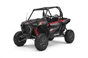 RZR XP® 1000 Ride Command - Black Pearl