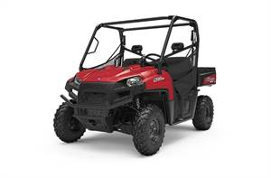 Ranger 570 Full-Size Solar Red