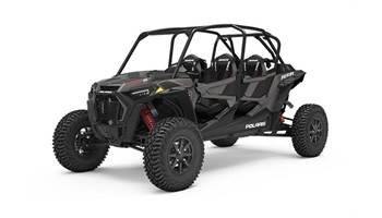 2019 RZR XP® 4 Turbo S Velocity - Titanium Metallic