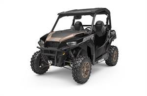 Polaris GENERAL® 1000 EPS Ride Command Edition - Black Pearl