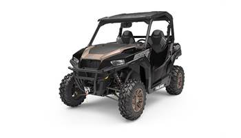 2019 POLARIS GENERAL 1000 EPS RIDE CMD BLK PEARL