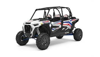 2019 RZR XP® 4 Turbo LE - White Lightning
