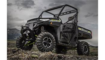 2019 RANGER XP 1000 EPS-MAGNETIC GRAY