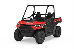 Polaris Ranger 150 - Indy Red