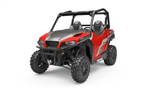 POLARIS GENERAL® 1000 PREMIUM Havasu Red Pearl