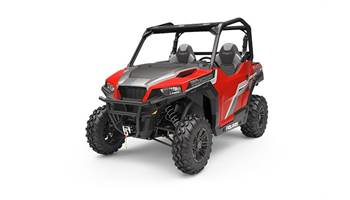 2019 POLARIS GENERAL® 1000 PREMIUM Havasu Red Pearl