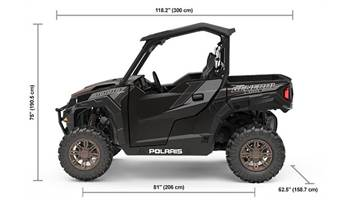 2019 Polaris GENERAL 1000 EPS  Ride Command Edition - Black Pearl