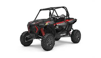 2019 RZR XP 1000 BLACK PEARL