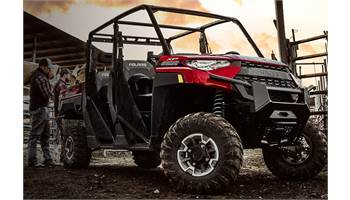 2019 RANGER CREW® XP 1000 EPS Ride Command® -Sunset Red