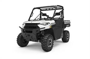 RANGER XP® 1000 EPS Ride Command® - Pearl White