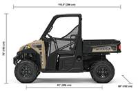 2019 Polaris Industries RANGER XP® 900 EPS - Military Tan