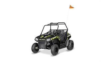 2019 RZR 170 EFI Youth Black/Lime