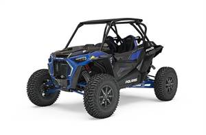 RZR TURBO S - POLARIS BLUE