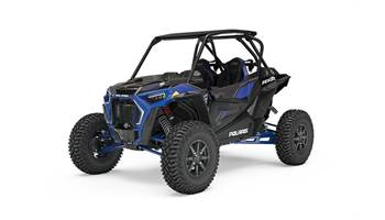 2019 RZR TURBO S - POLARIS BLUE