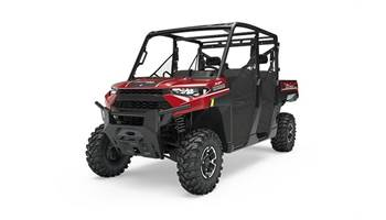 2019 RANGER CREW XP 1000 EPS SUNSET RED METALLIC-southport