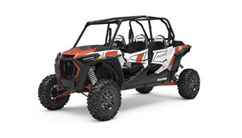 2019 RZR XP TURBO 4 SEAT-MATTE WHITE PEARL