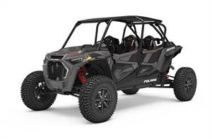RZR XP® 4 Turbo S - Titanium Metallic