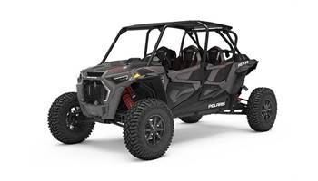 2019 RZR XP 4 Turbo S - Titanium Metallic