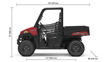 2019 RANGER® 500 - Solar Red