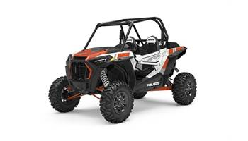 2019 RZR XP TURBO MATTE WHITE PEARL