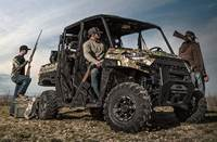 2019 Polaris Industries RANGER CREW® XP 1000 EPS Premium - Camo