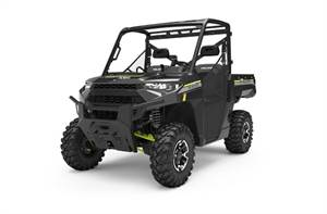 RANGER XP® 1000 EPS Ride Command® - Magnetic Gray