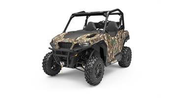 2019 GENERAL 1000 HUNTER EDITION-POLARIS CAMO